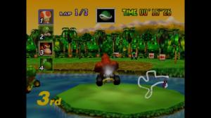 Mario Kart 64 Review - Screenshot 3 of 4