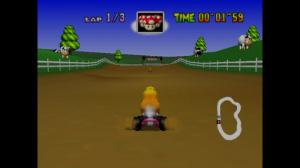 Mario Kart 64 Review - Screenshot 1 of 7