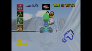 Mario Kart 64 Review - Screenshot 2 of 4