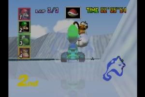 Mario Kart 64 Screenshot