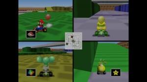 Mario Kart 64 Review - Screenshot 1 of 4