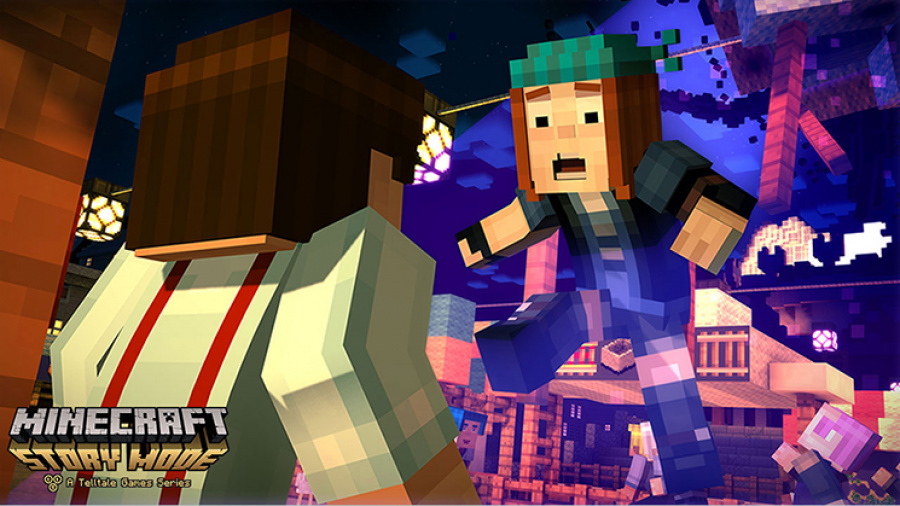 Minecraft: Story Mode - Episode 1: The Order of the Stone Review - Screenshot 3 of 3