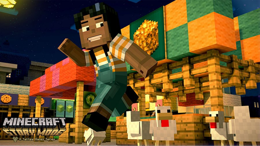 Minecraft: Story Mode - Episode 1: The Order of the Stone Review - Screenshot 2 of 3