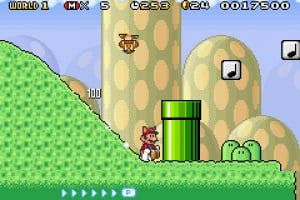 Super Mario Advance 4: Super Mario Bros  3 Review (Wii U
