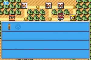 Super Mario Advance 4: Super Mario Bros. 3 Screenshot