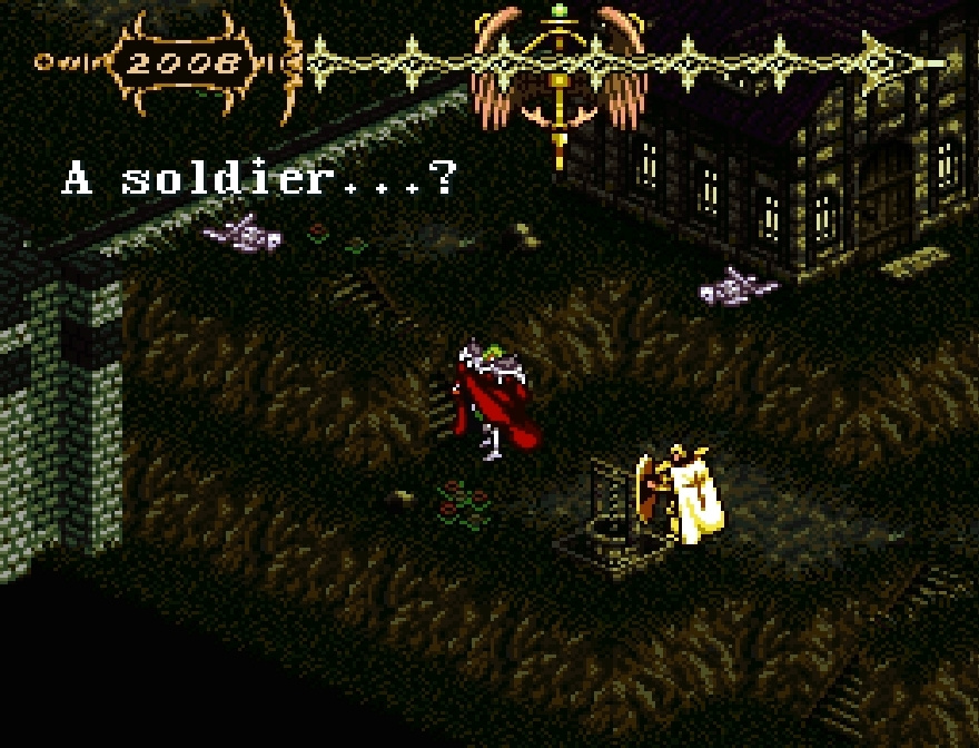 In A Cruel And Evil World Being Cynical Can Allow You To: Dark Half Review (SNES)