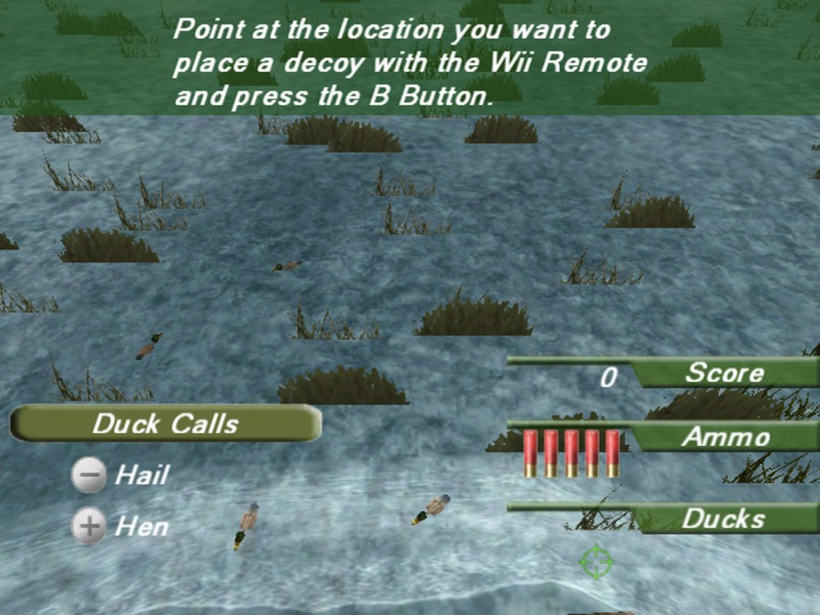 Ultimate Duck Hunting Screenshot