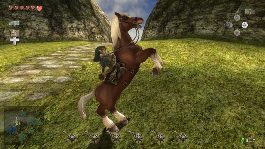 The Legend of Zelda: Twilight Princess HD Review - Screenshot 6 of 7