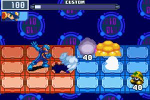 Mega Man Battle Network 6: Cybeast Falzar / Gregar Review - Screenshot 2 of 4