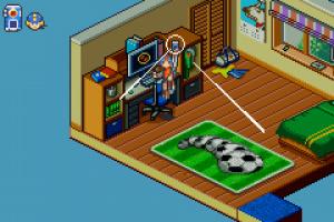 Mega Man Battle Network 6: Cybeast Falzar & Cybeast Gregar Screenshot