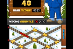 Crazy Train Screenshot