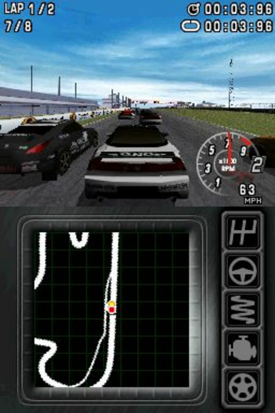 Race Driver: Create & Race Screenshot