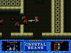 Crystal Beans From Dungeon Explorer Review - Screenshot 4 of 4
