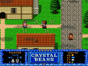 Crystal Beans From Dungeon Explorer Review - Screenshot 1 of 4
