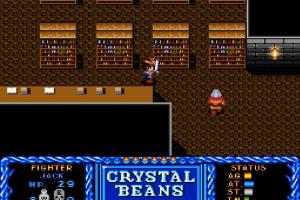 Crystal Beans From Dungeon Explorer Screenshot