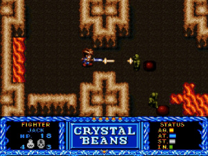 Crystal Beans From Dungeon Explorer Review - Screenshot 3 of 4