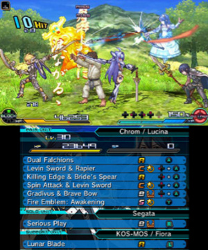 Project X Zone 2 Review - Screenshot 5 of 5