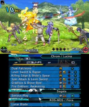 Project X Zone 2 Review - Screenshot 4 of 5