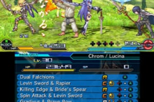 Project X Zone 2 Screenshot