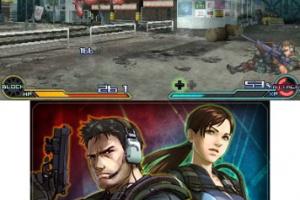 Project X Zone 2 Screenshot