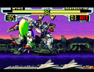 Gundam Wing: Endless Duel Review - Screenshot 1 of 4