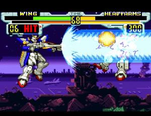 Gundam Wing: Endless Duel Review - Screenshot 2 of 3