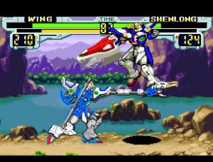 Gundam Wing: Endless Duel Review - Screenshot 2 of 4
