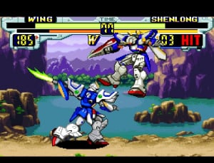 Gundam Wing: Endless Duel Review - Screenshot 3 of 4