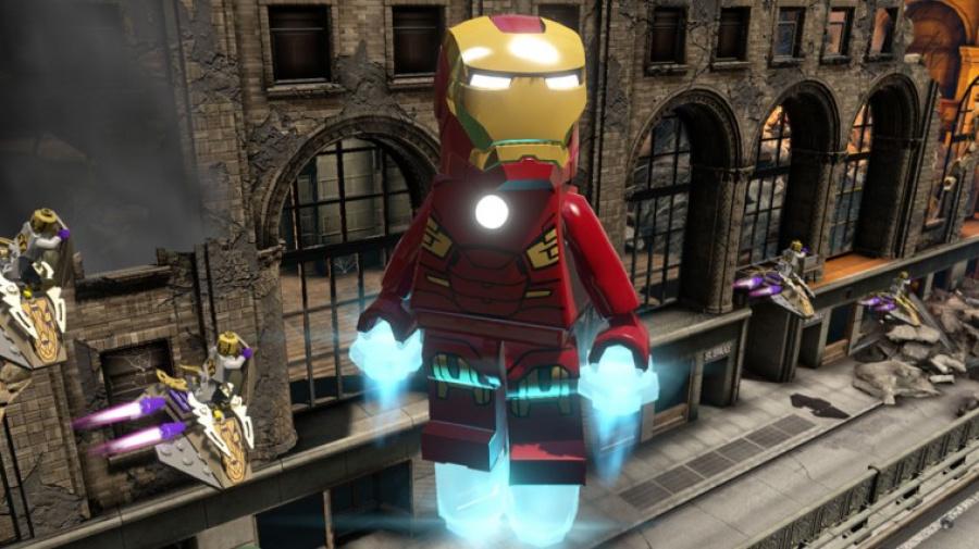 LEGO Marvel's Avengers Review - Screenshot 4 of 5