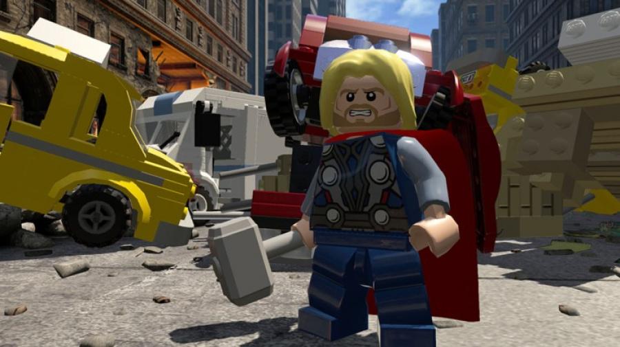 LEGO Marvel's Avengers Review - Screenshot 5 of 5