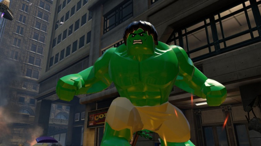 LEGO Marvel's Avengers Review - Screenshot 4 of 5