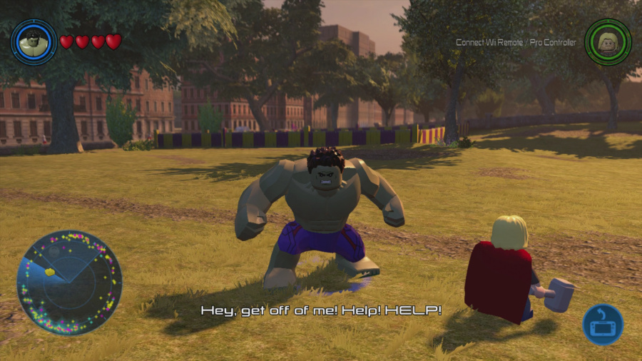 LEGO Marvel's Avengers Review - Screenshot 2 of 5