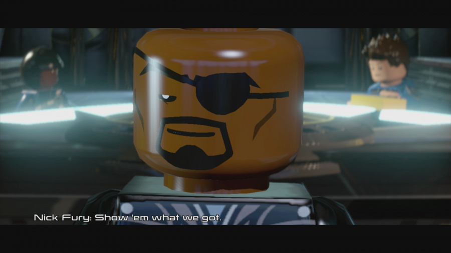 LEGO Marvel's Avengers Review - Screenshot 2 of 5