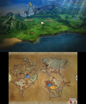 Bravely Second: End Layer Review - Screenshot 4 of 13