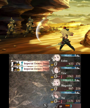 Bravely Second: End Layer Review - Screenshot 8 of 12