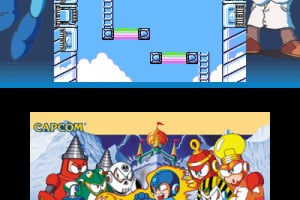 Mega Man Legacy Collection Screenshot