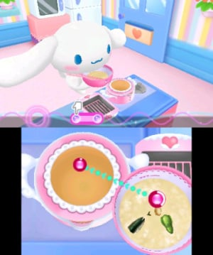Hello Kitty and the Apron of Magic: Rhythm Cooking Review - Screenshot 2 of 4