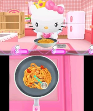 Hello Kitty and the Apron of Magic: Rhythm Cooking Review - Screenshot 3 of 4