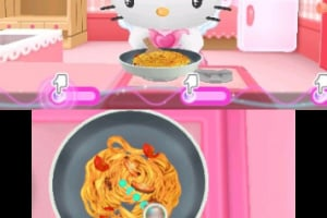 Hello Kitty and the Apron of Magic: Rhythm Cooking Screenshot