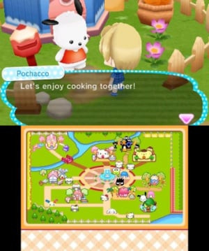 Hello Kitty and the Apron of Magic: Rhythm Cooking Review - Screenshot 1 of 4