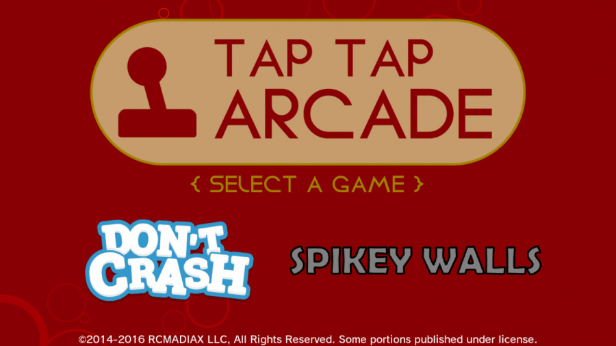TAP TAP ARCADE Review - Screenshot 2 of 2
