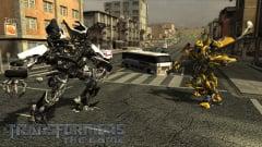 Transformers: The Game Screenshot