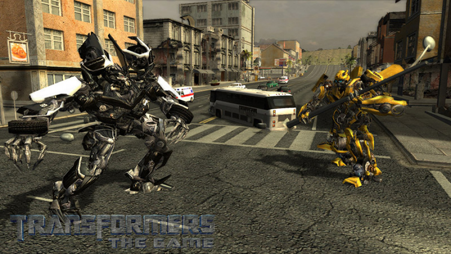 Transformers: The Game Review - Screenshot 1 of 5