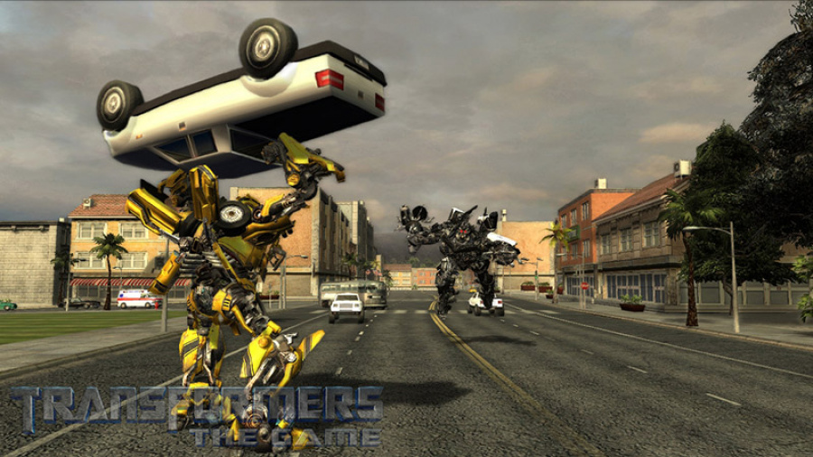Transformers: The Game Review - Screenshot 3 of 5