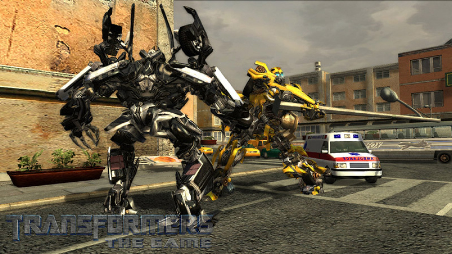 Transformers: The Game Review - Screenshot 5 of 5