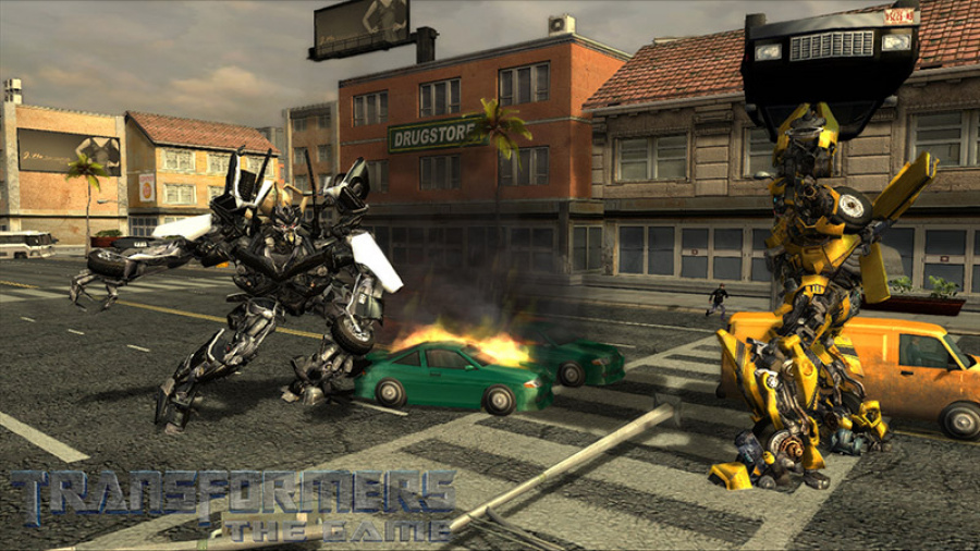 Transformers: The Game Review - Screenshot 4 of 5