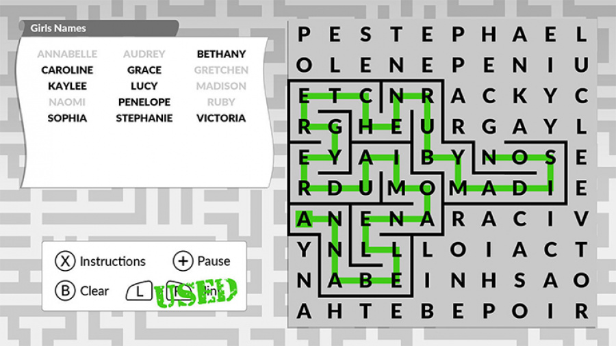 Word Puzzles by POWGI Review - Screenshot 2 of 4