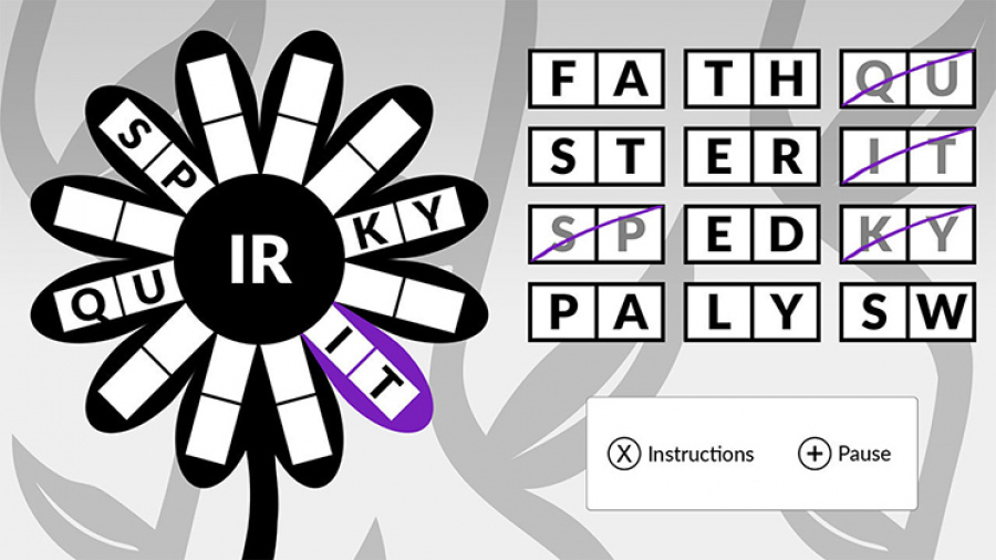 Word Puzzles by POWGI Review - Screenshot 1 of 4