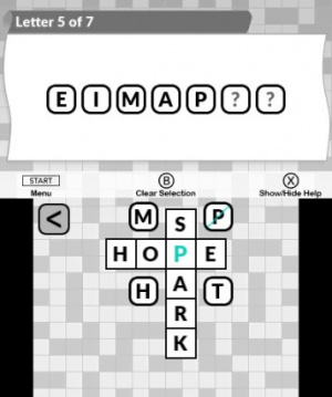 Word Puzzles by POWGI Review - Screenshot 1 of 2