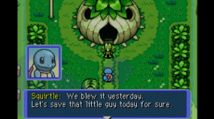 Pokémon Mystery Dungeon: Red Rescue Team Review - Screenshot 1 of 5